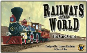 Railways of the World : The Card Game